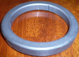Filterholder Gasket - GRP Seal  8.5 mm long life version Isomac