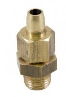 anti-vacuum valve internal -brass- new version Isomac