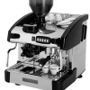 New Elegance Mini Control 1 group with Grinder Black