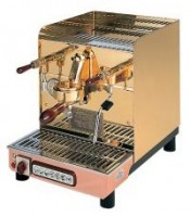 Sixties Deliziosa 1 grp Copper & Brass  automatic microprocessor GL1Price includes vat of 20%