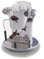 Elektra Nivola W Polished Aluminium Ground coffee model