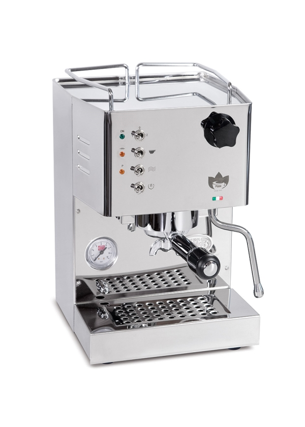 New Model Quikmill Pippa Out Performs The Rancilio