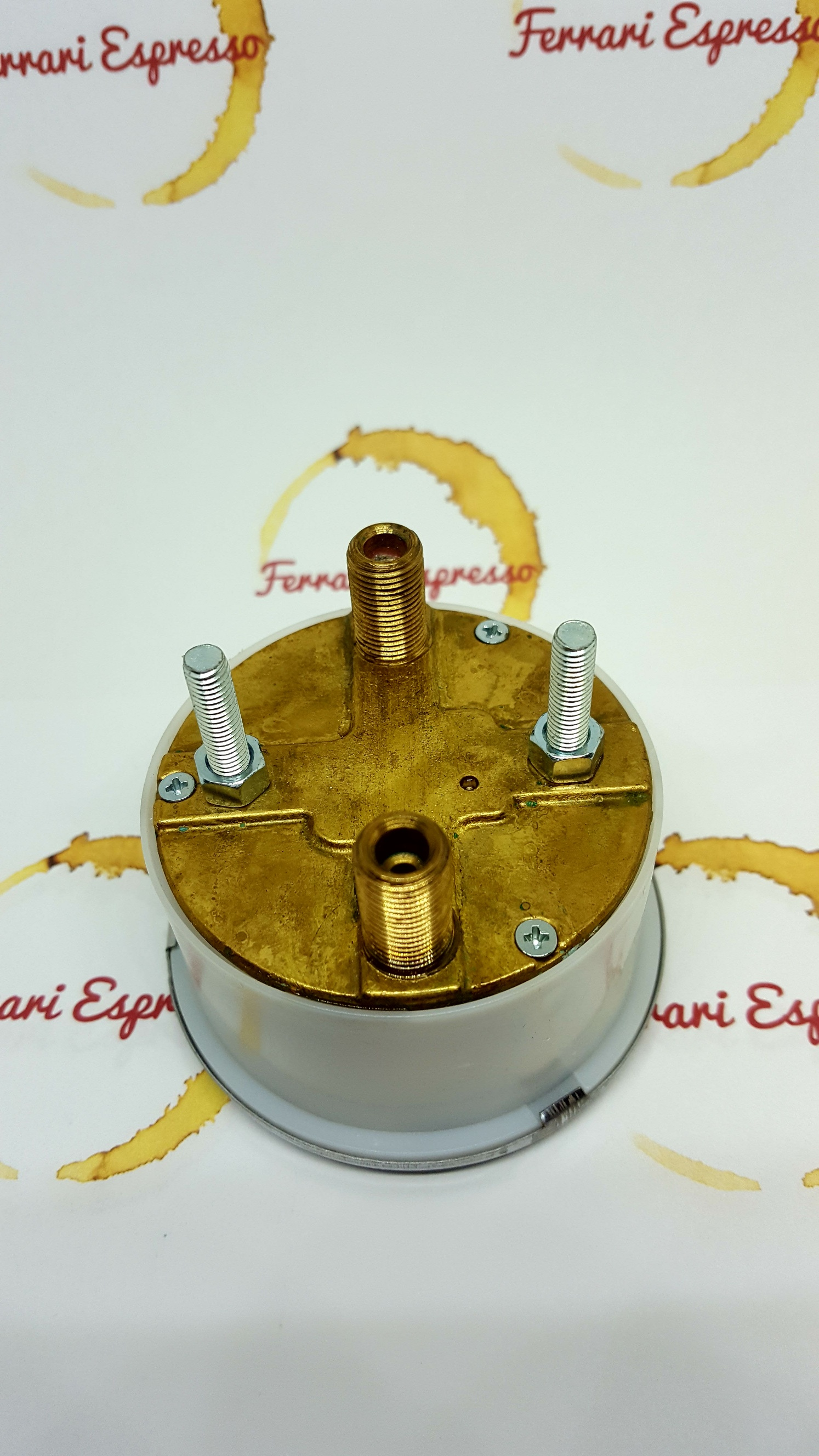 Bfc Manometer Double Coffee Machine 3 15 Bar 216 63mm