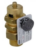 3/8 Boiler Safety Valve 1.9 Bar - Certified