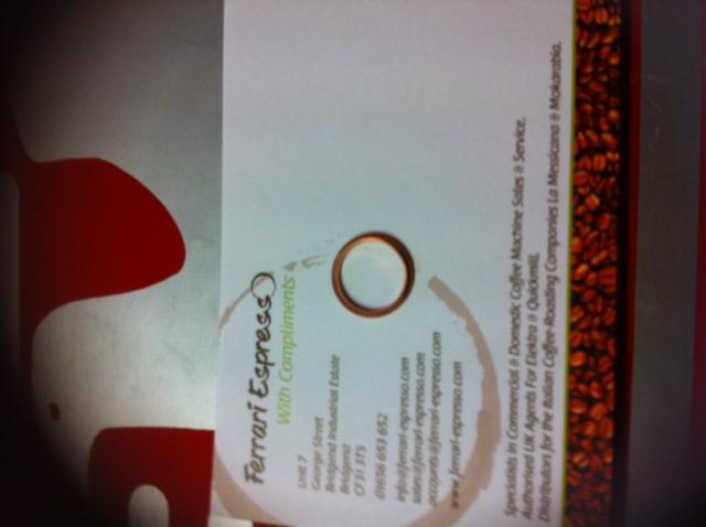 copper crush washer for level probe & 3/8 main safety valve Elektra