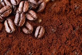 Coffee Beans & Ground Coffee