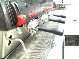 Used coffee machines & equipment