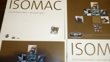 Thermostat 95 c for coffee temperature Isomac