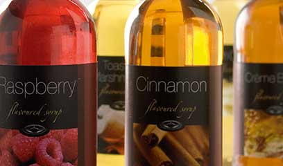 Simply Luxury Cinnamon Flavoured Syrup
